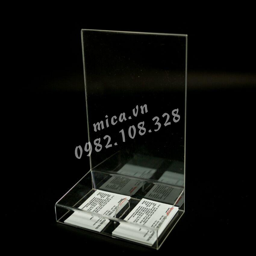 Menu A5 và card (MN082)